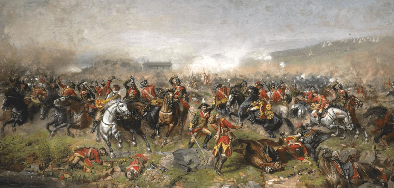 Off with his head! Das Ende der Schlacht von Aughrim – Geschichtskrümel 28