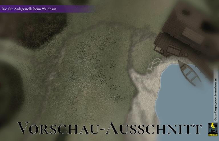 Previewbild des verfluchten Waldhains