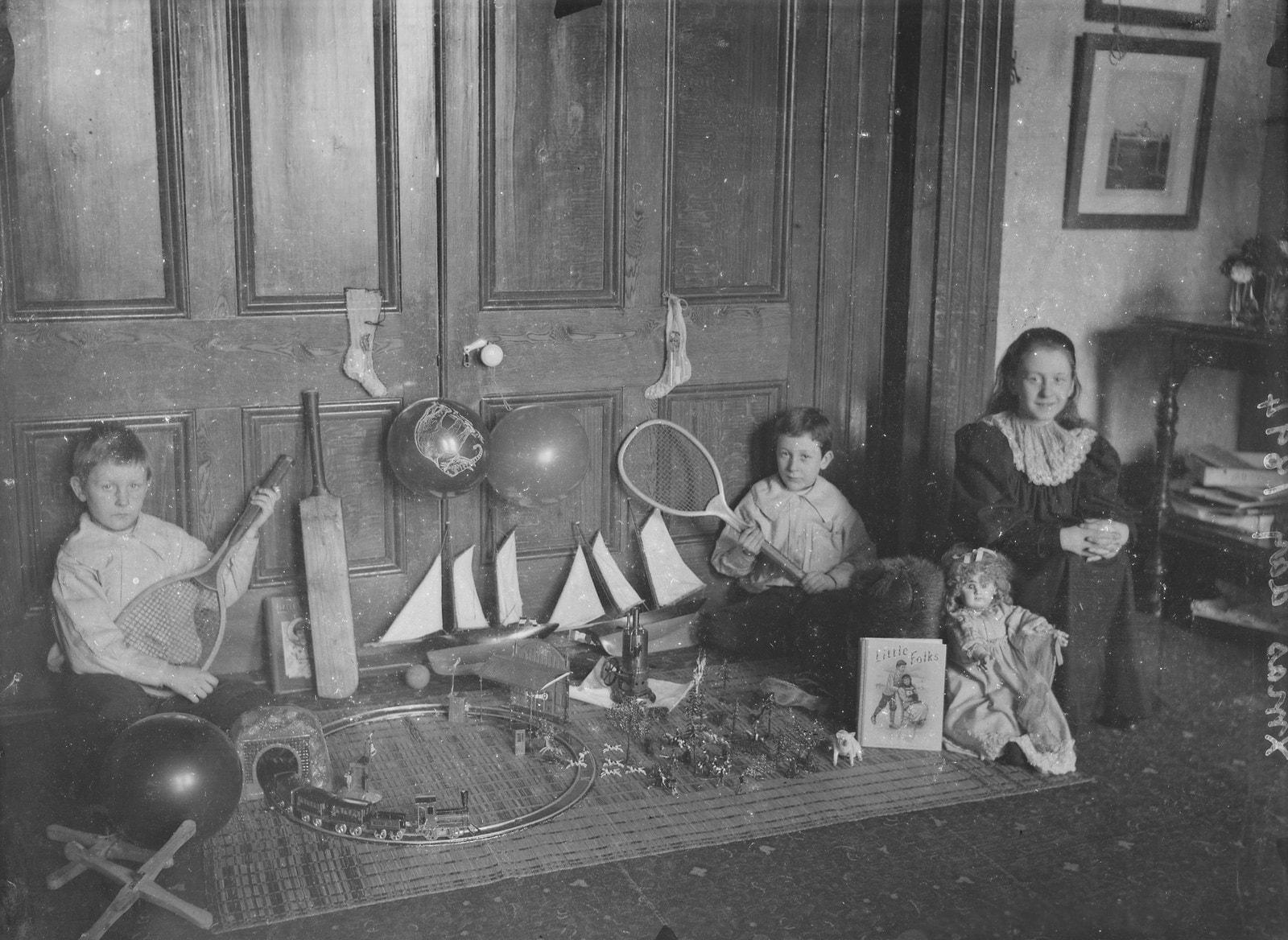 Christmas in Ireland 1894