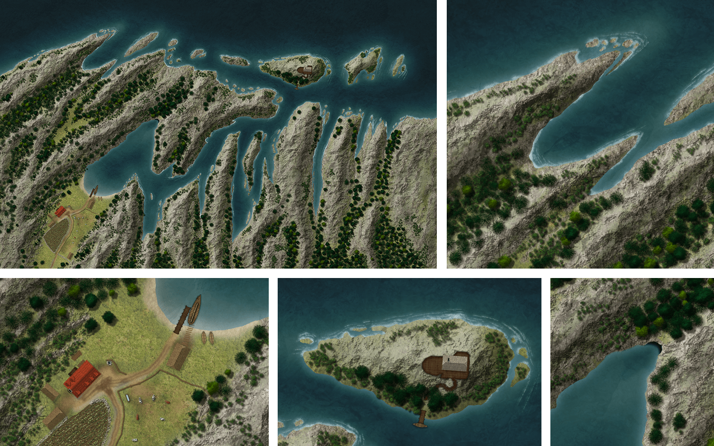 Previewbild Schmugglernest im Fjord