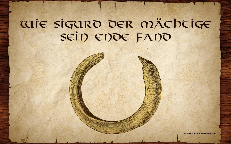 Sigurd der Mächtige Titelbild