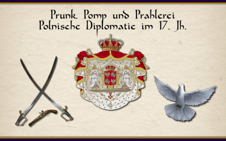 Polnische Diplomatie Im 17. Jh. Coverimage