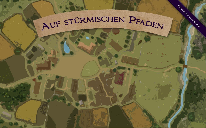 """Gratis-Kartenserie: """"Auf stürmischen Pfaden"""""""