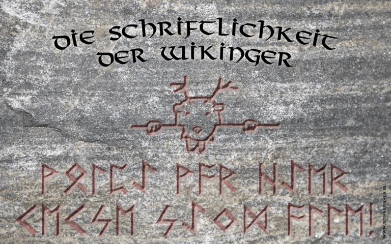 Schriftlichkeit der Wikinger Coverimage