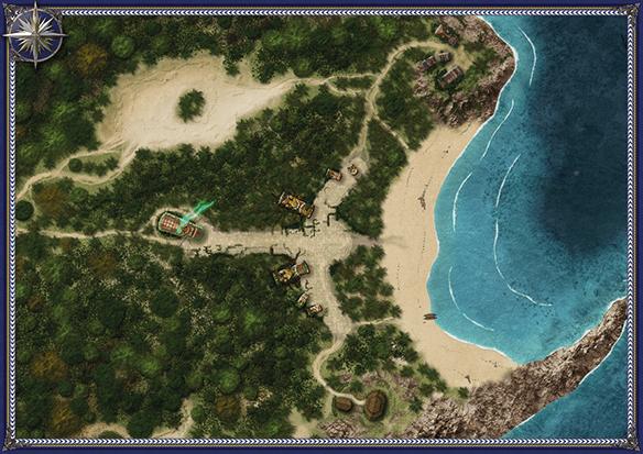 Der Strand der alten Götter