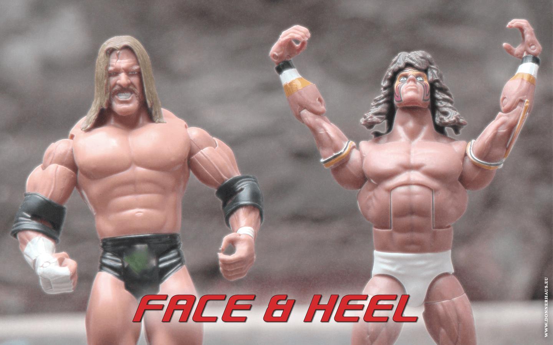 Face & Heel – Was Rollenspieler vom Wrestling lernen können