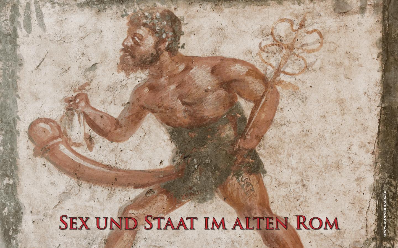 Sexcrimes! – Sex und Staat im alten Rom – Geschichtskrümel 76