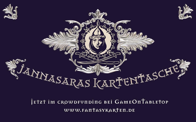 Jannasaras Kartentasche – Das Crowdfunding hat begonnen!