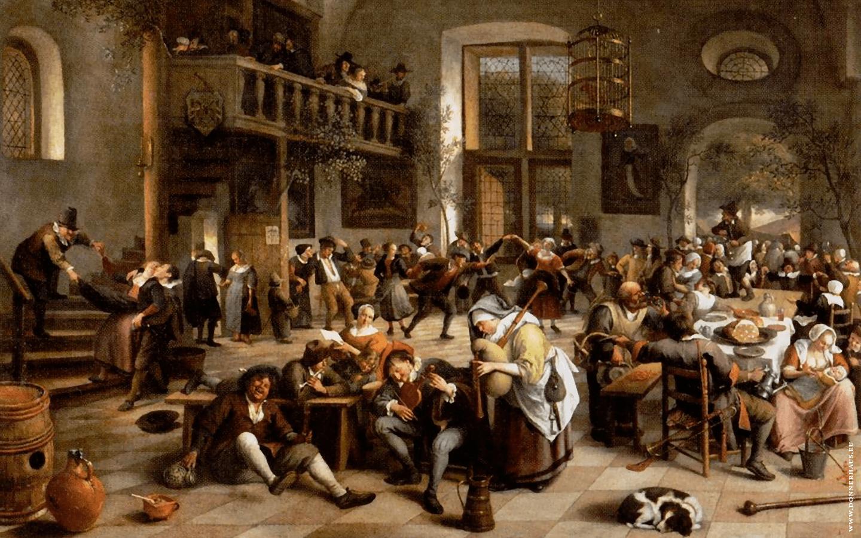 Pinte, Herberge, Winkelwirtschaft. Vormoderne Gastwirtschaften – Geschichtskrümel 89