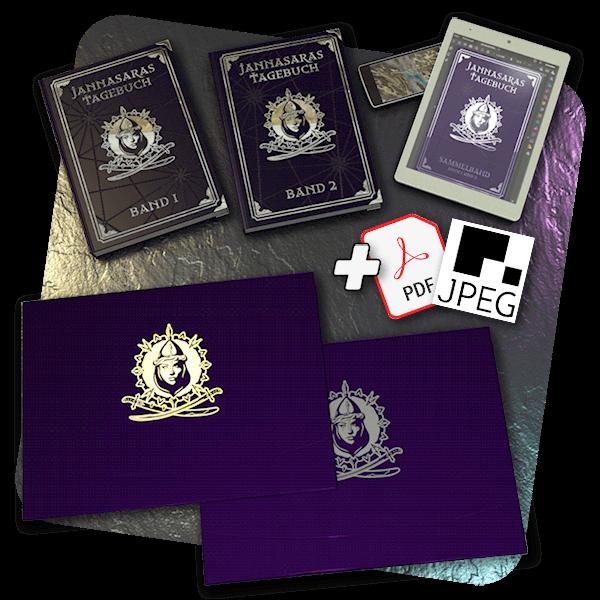 Kartentasche Bücher und Mappen PLUS