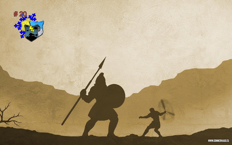 David gegen Goliath - Ungleichheit am Spieltisch. Wintersturm-Podcast #20
